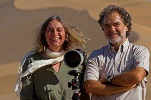 Valentino e Jacqueline, guide di Africa NaturFoto