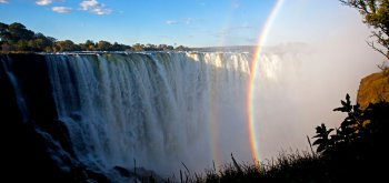Zimbabwe Cascate Vittoria