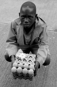 Malawi, Venditori di uova