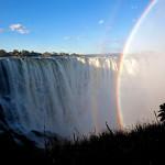 Zimbabwe: le Cascate Vittoria