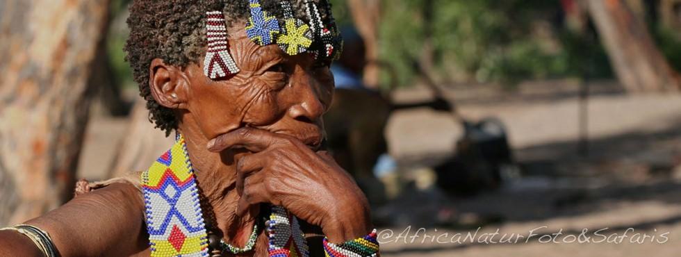 Anziana donna San 11